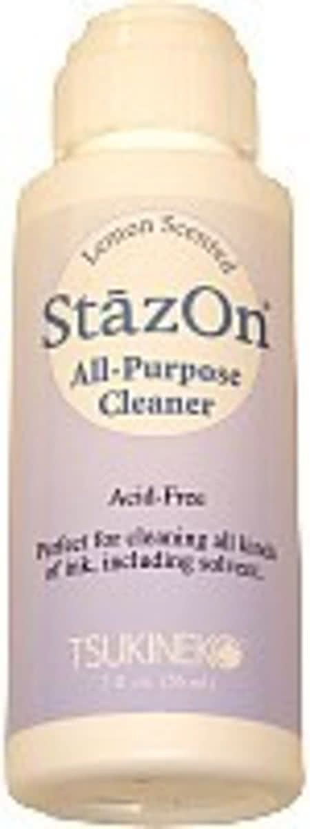 StazOn Lemon Scented Stamp Cleaner