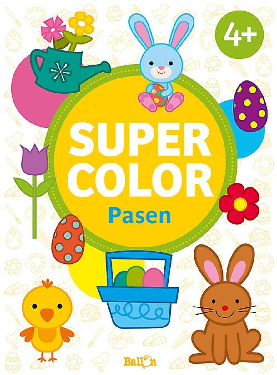 Super color pasen
