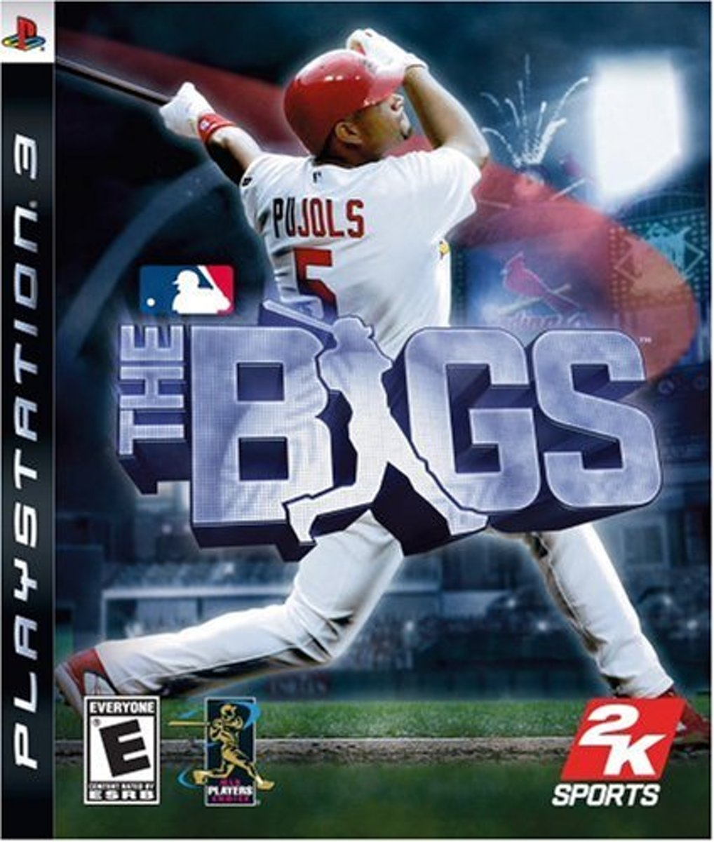 The Bigs Playstation 3