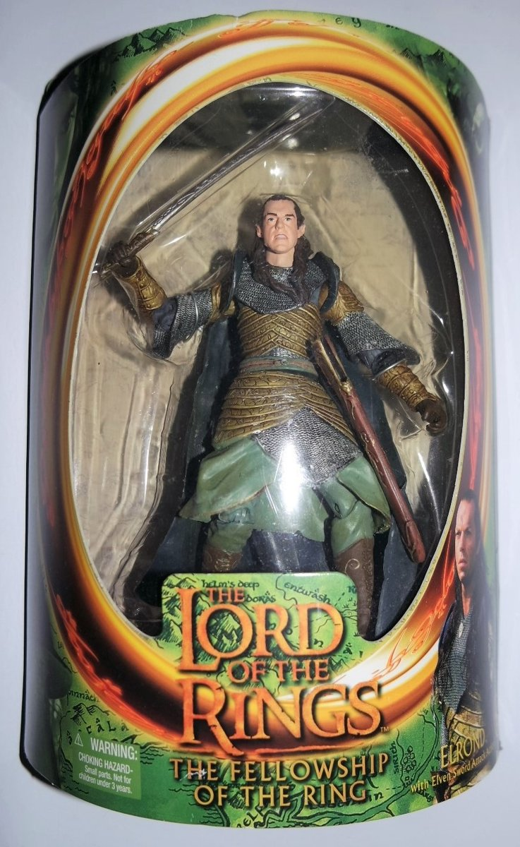 The Lord Of The Rings - The Fellowship Of The Ring - Elrond