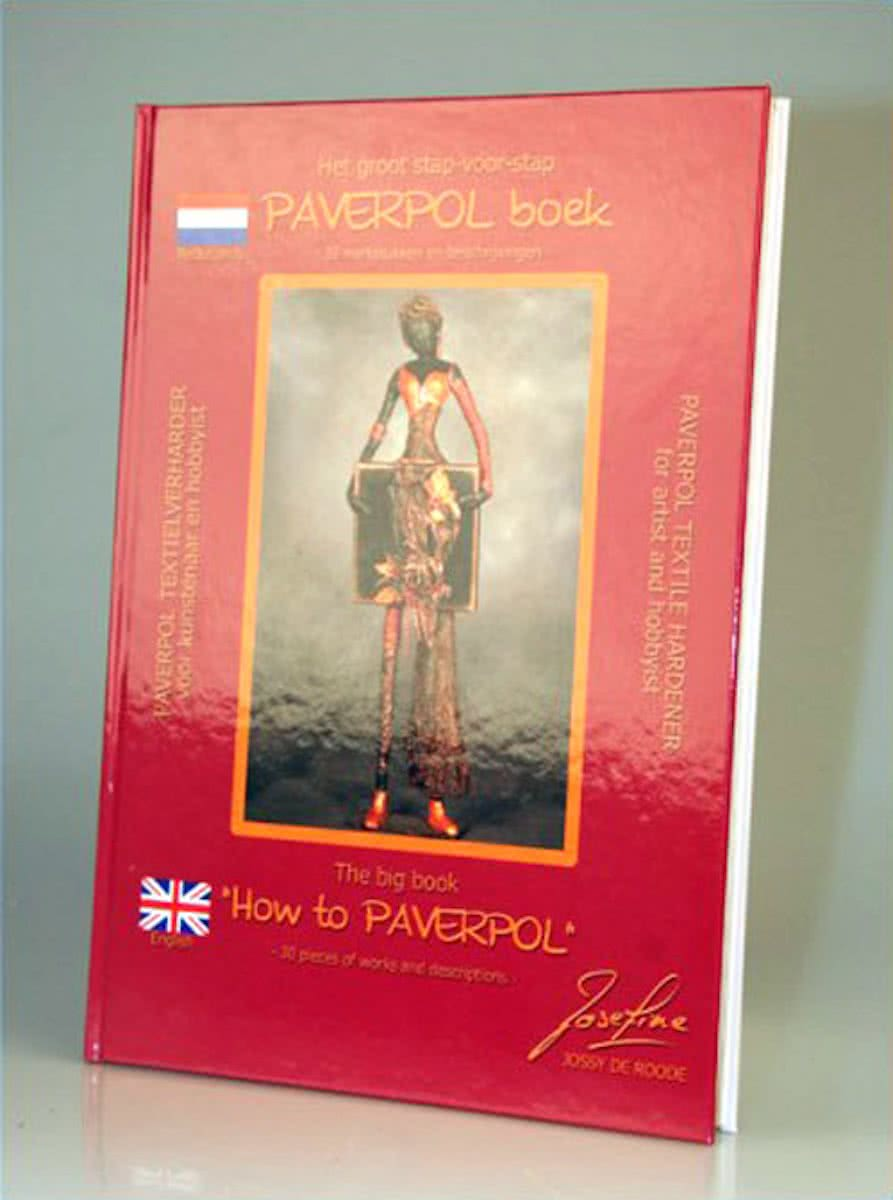 The big A4 book How to Paverpol