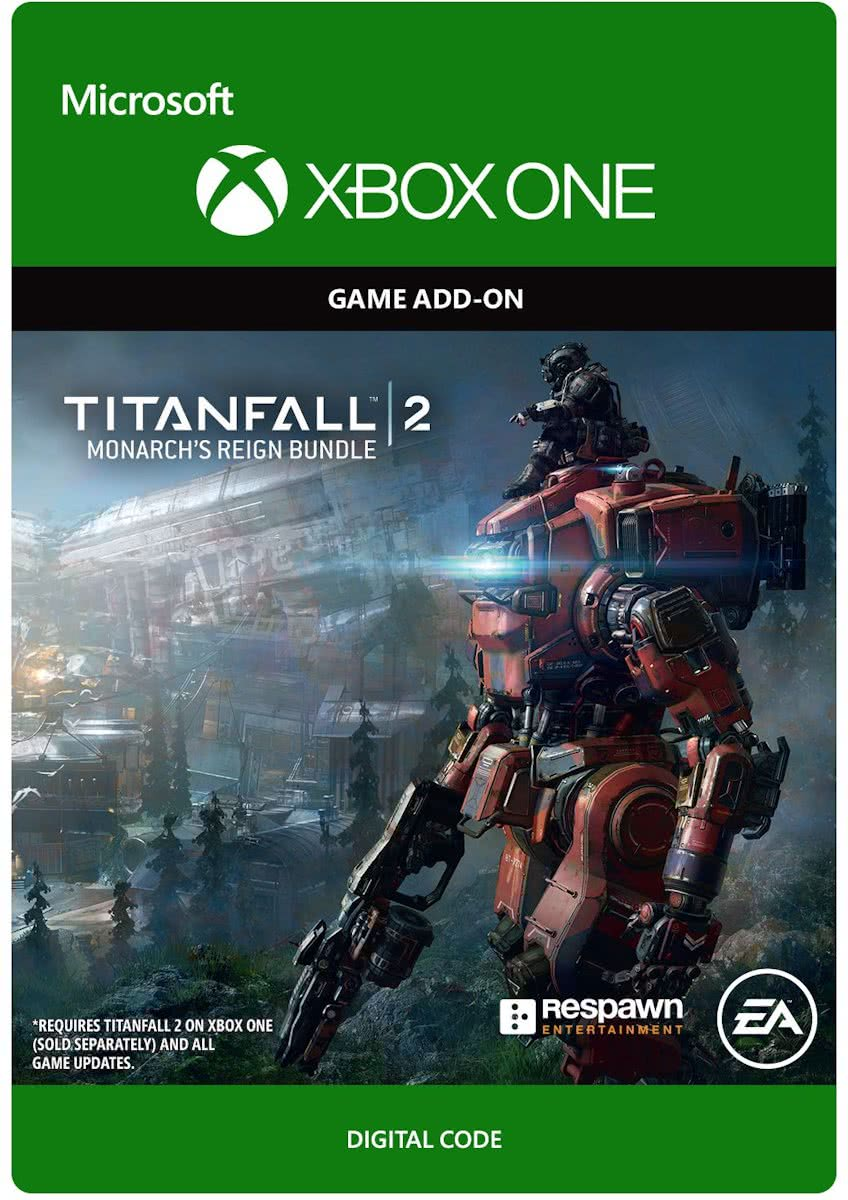 Titanfall 2 - Monarchs Reign Bundle - Add-on - Xbox One