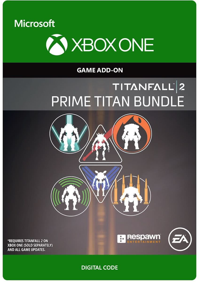 Titanfall 2 - Prime Titan Bundle - Add-on - Xbox One