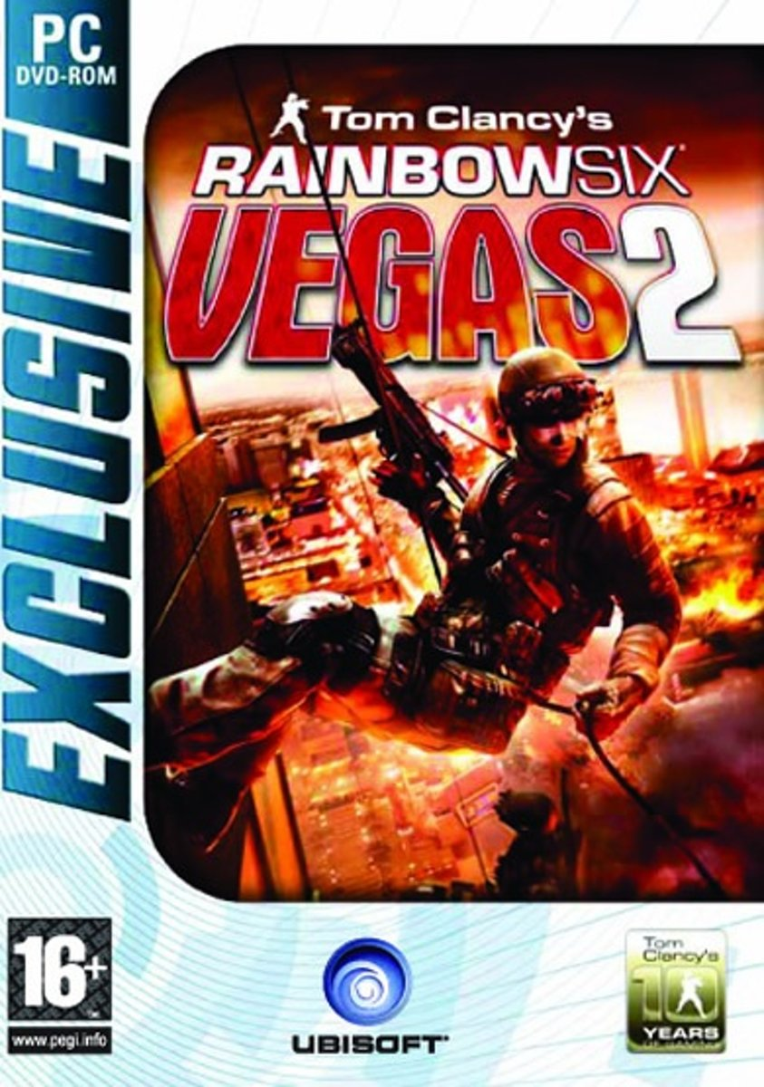 Tom Clancys Rainbow Six Vegas 2 - Windows