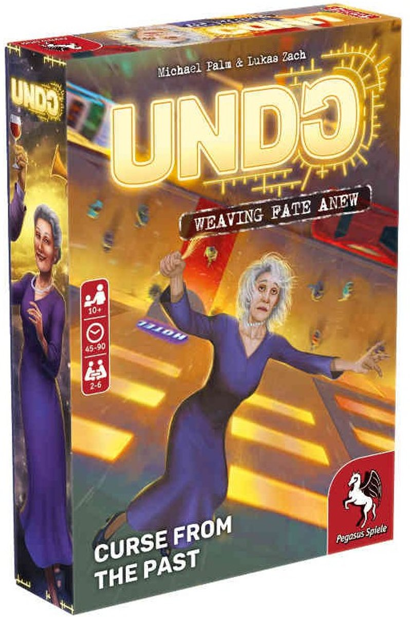 Undo: Curse from the Past