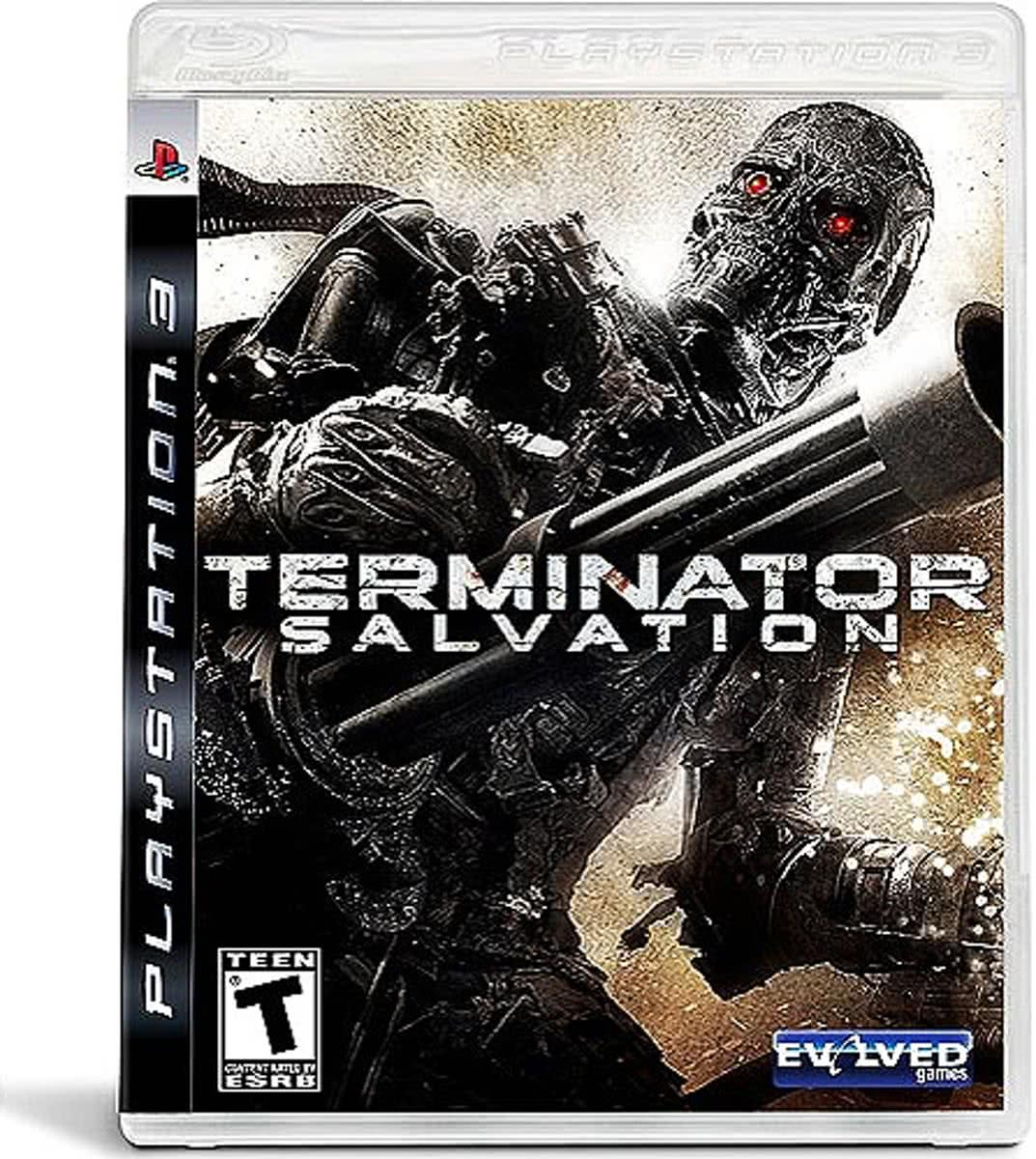 Warner Bros Terminator Salvation, PS3