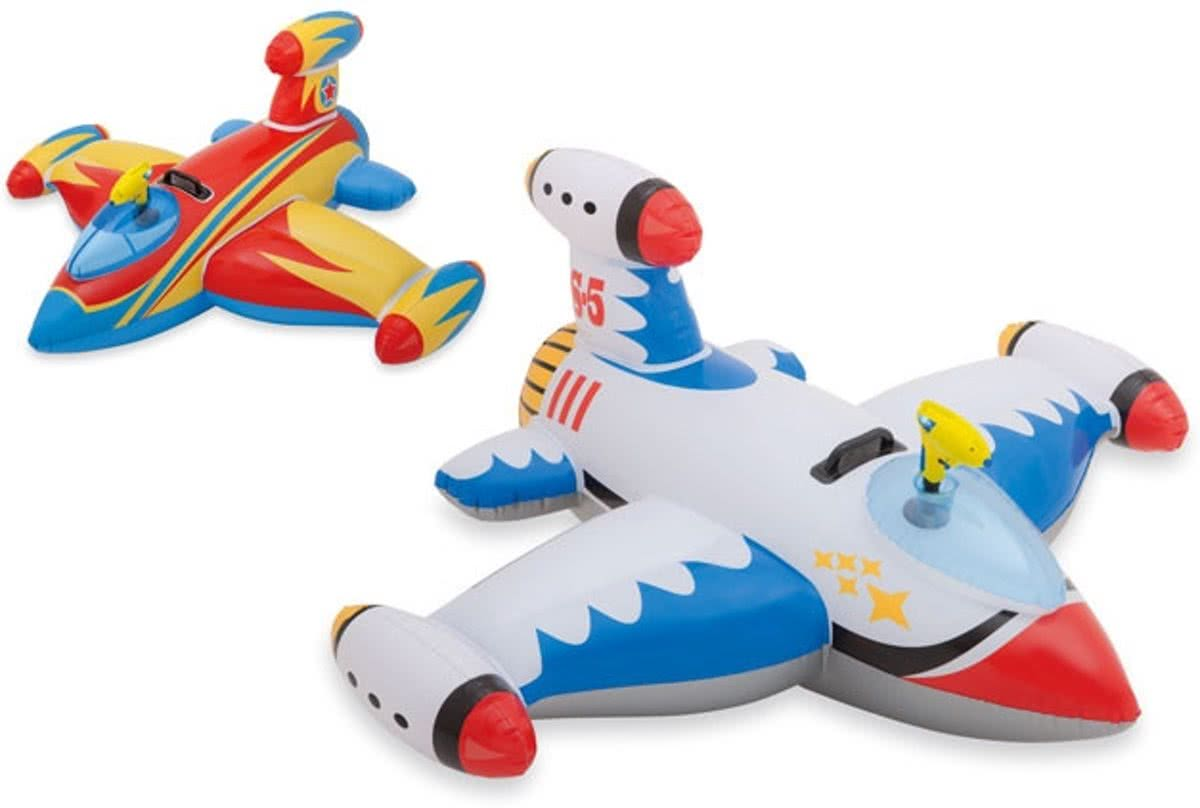 Watergun Spaceship ride-on