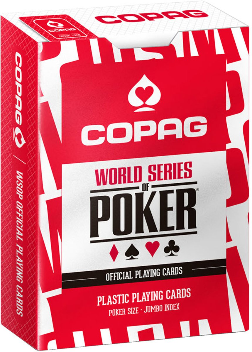 World Series of Poker Speelkaarten
