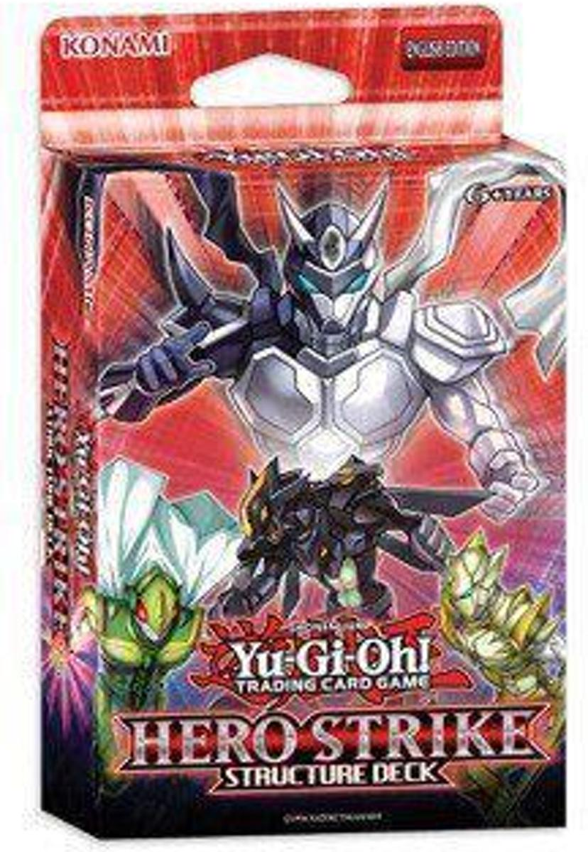 Ygo Hero Strike Thd D8
