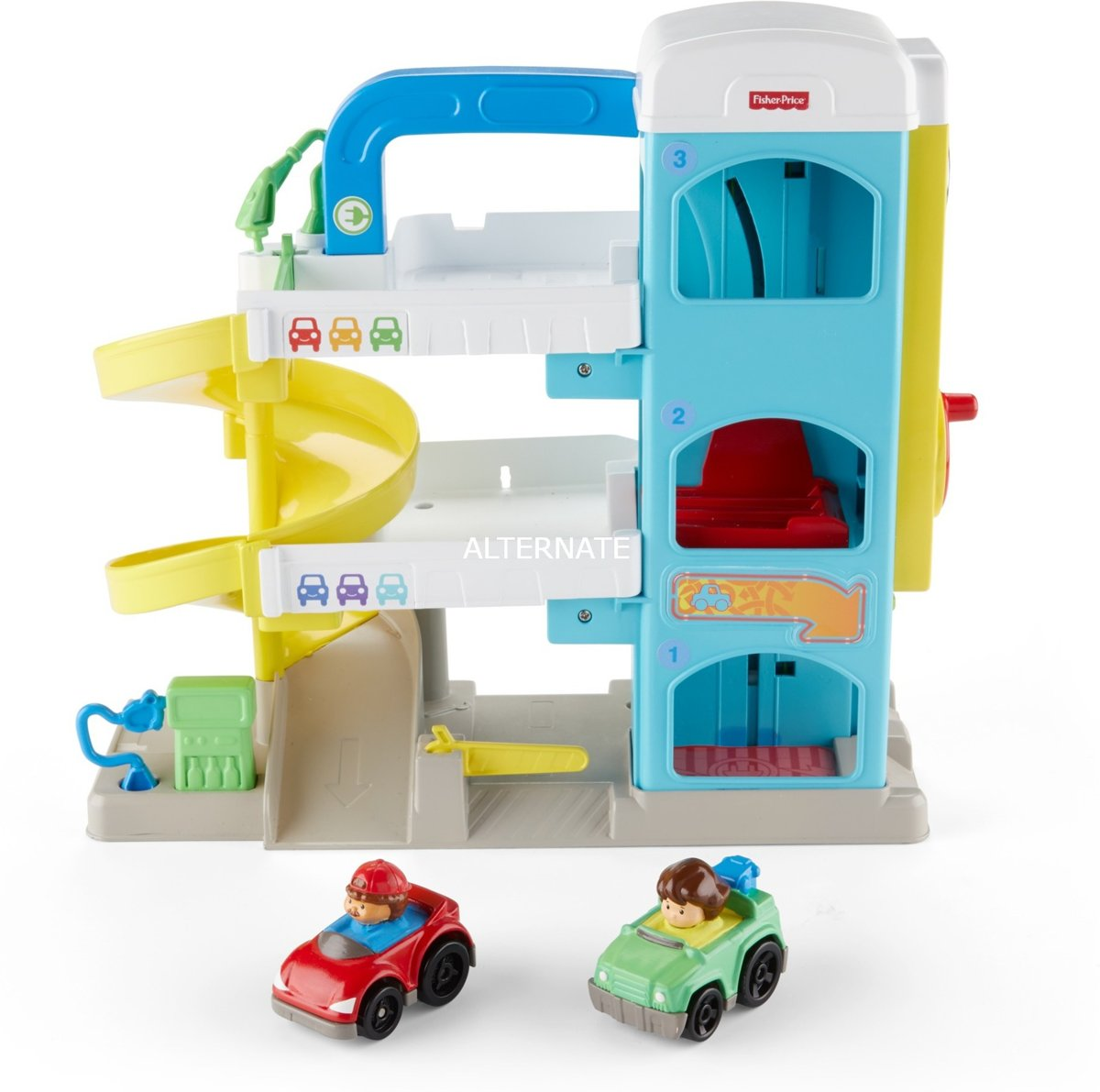 fisher-price/little people	Garage Little People