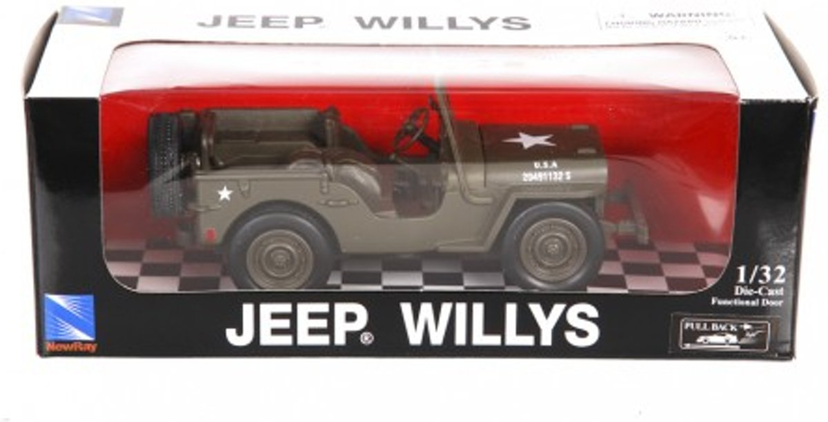 101 Inc Jeep Willy