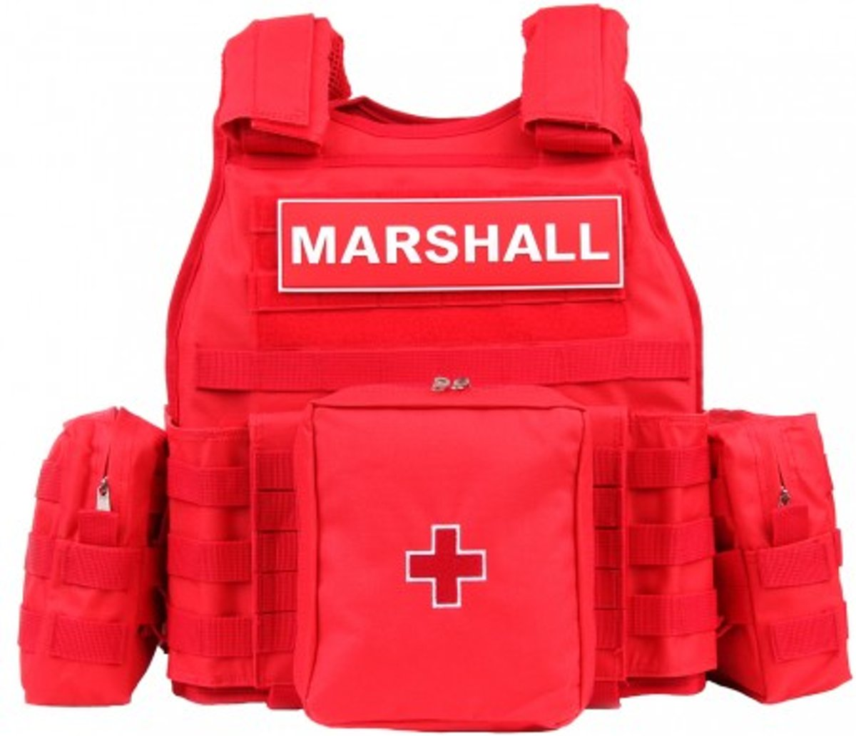 101 Inc Tactical Vest Marshall