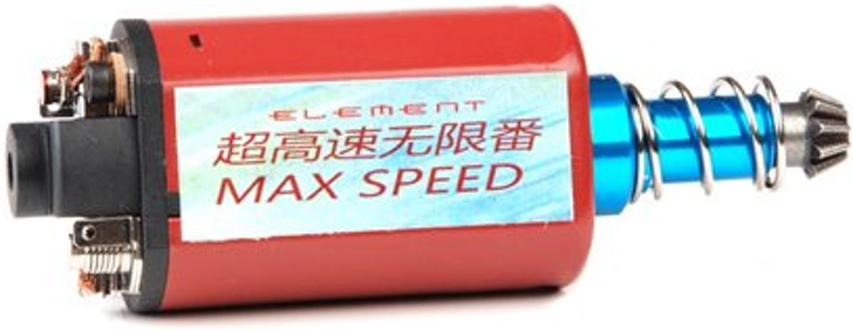 IN 0918 MAX SPEED MOTOR (LONG TYPE)