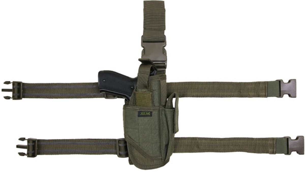 101 Inc Tactical Leg Holster