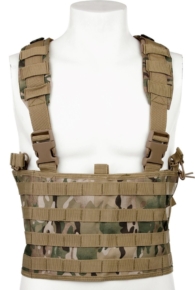 101inc Chest rig Recon DTC/Multicamo