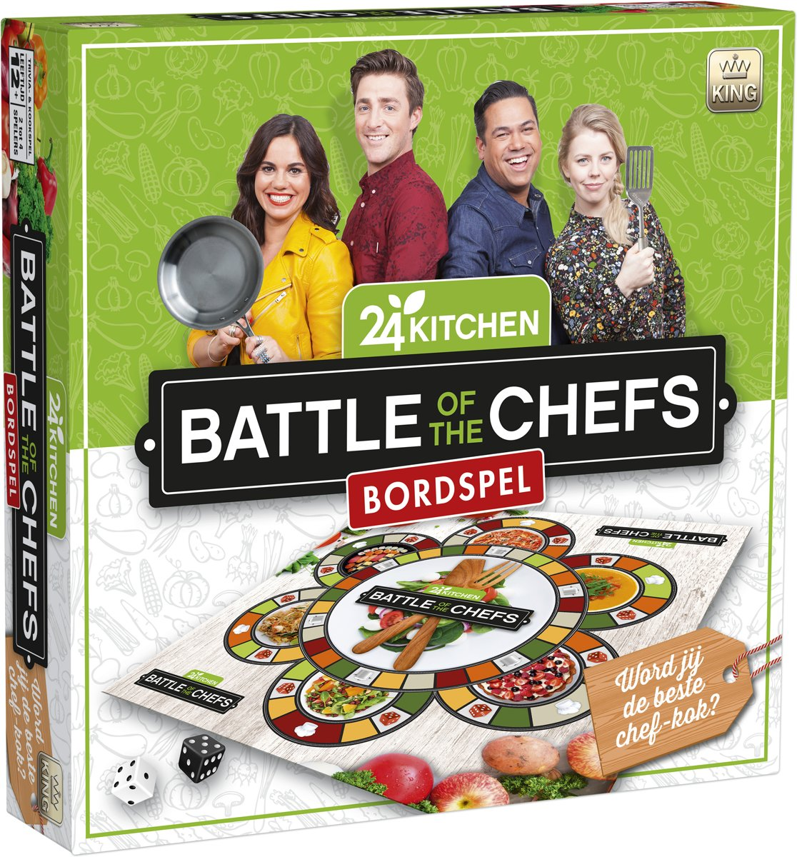24Kitchen Battle of the Chefs