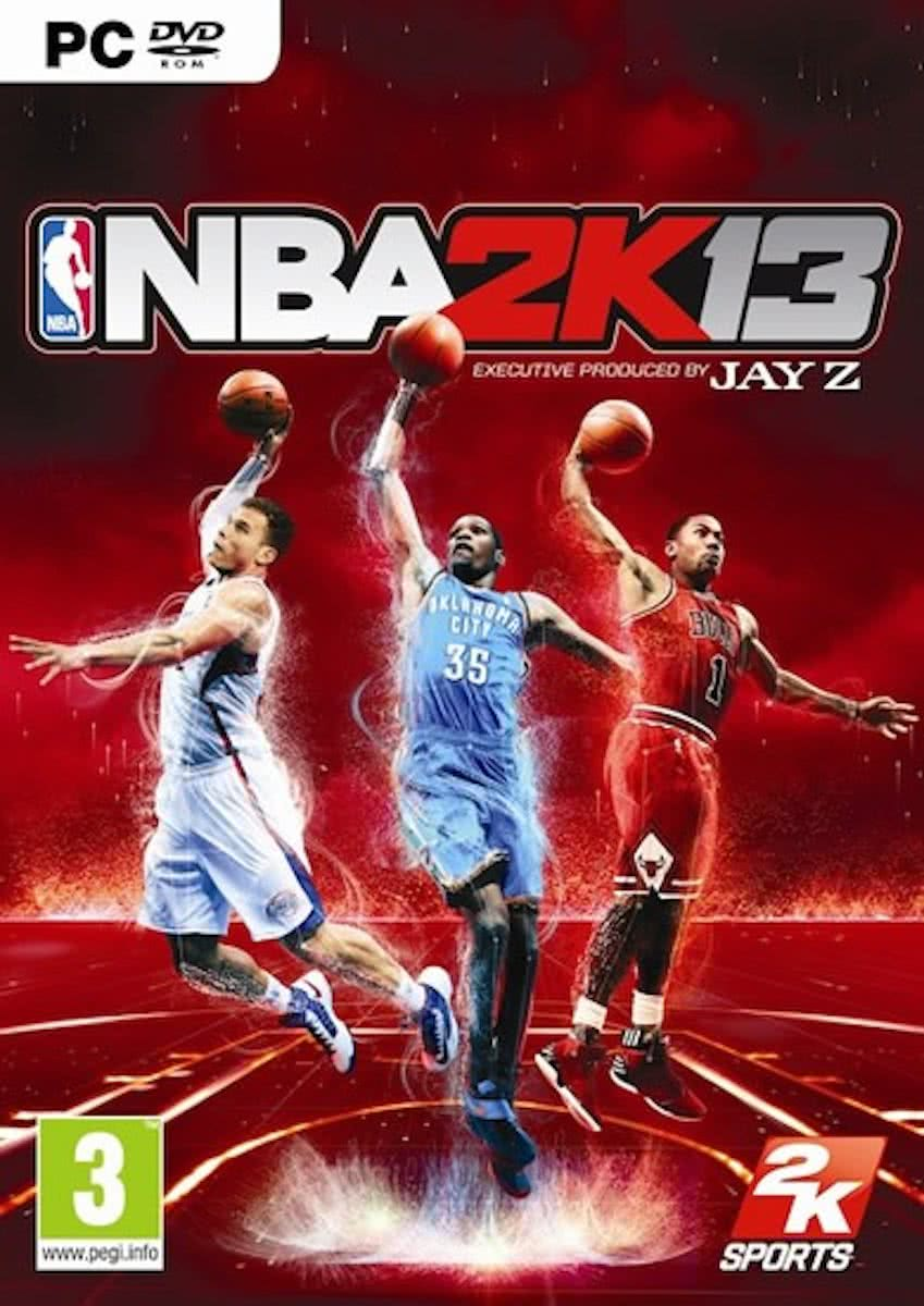 NBA 2K13 - Windows