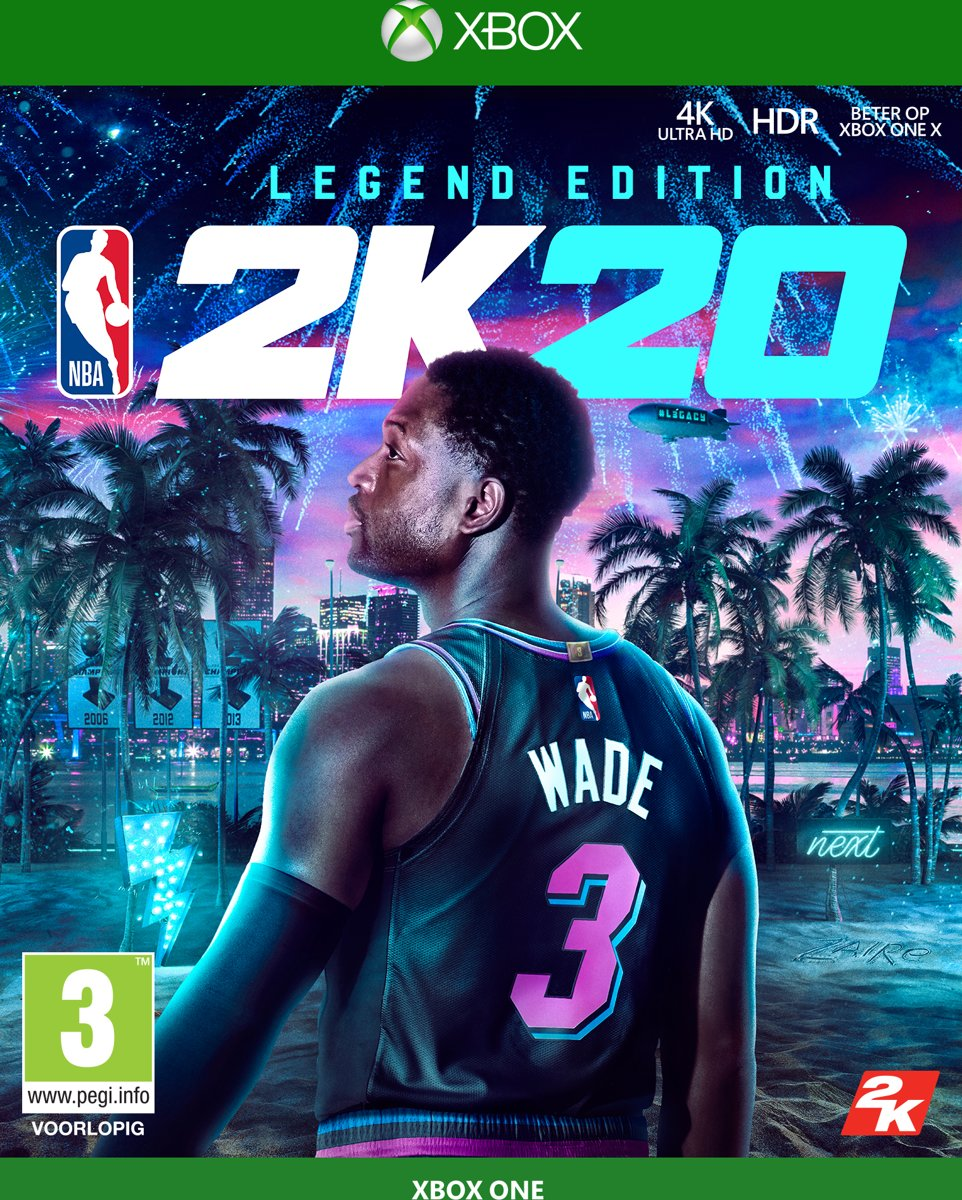 NBA 2K20 Legend Edition - Xbox One