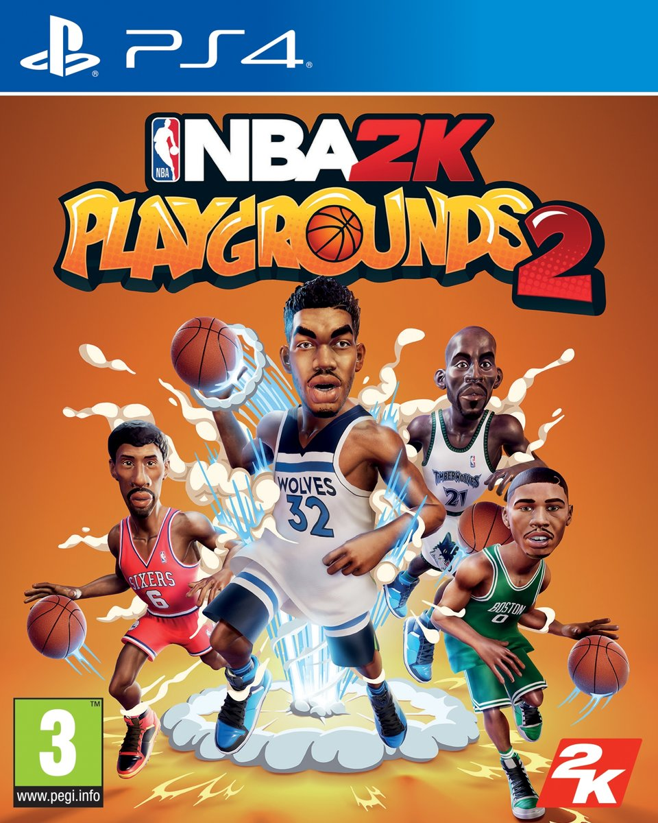 NBA2K - Playground 2 - PS4