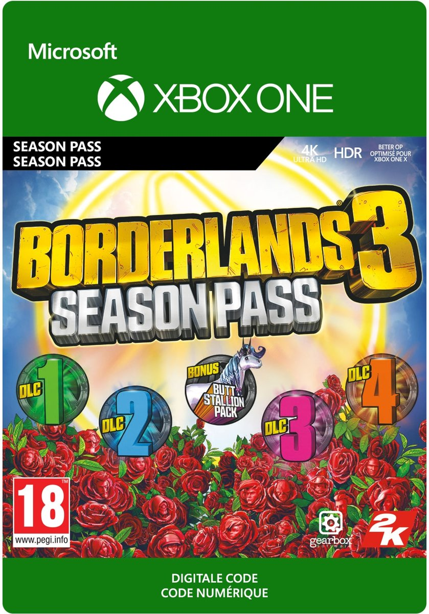 Borderlands 3: Season Pass - Xbox One Download