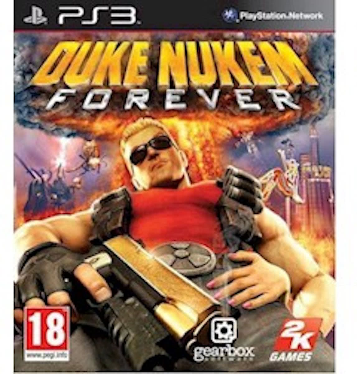 Duke Nukem Forever: Kick Ass Edition /PS3