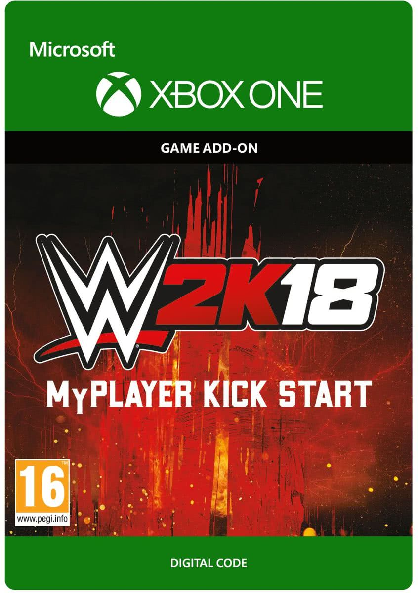 WWE  18 - MyPlayer KickStart - Add-On - Xbox One