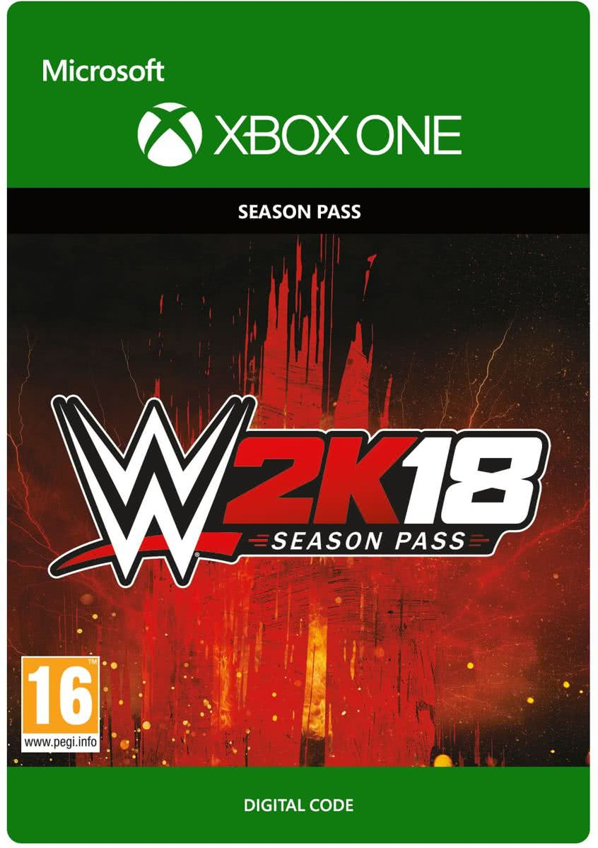 WWE  18 - Season Pass - Xbox One