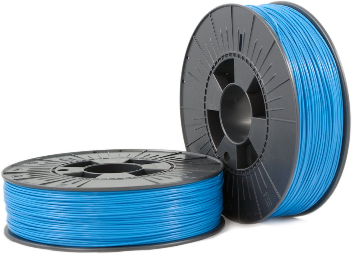 ABS 1,75mm  sky blue ca. RAL 5015 0,75kg -