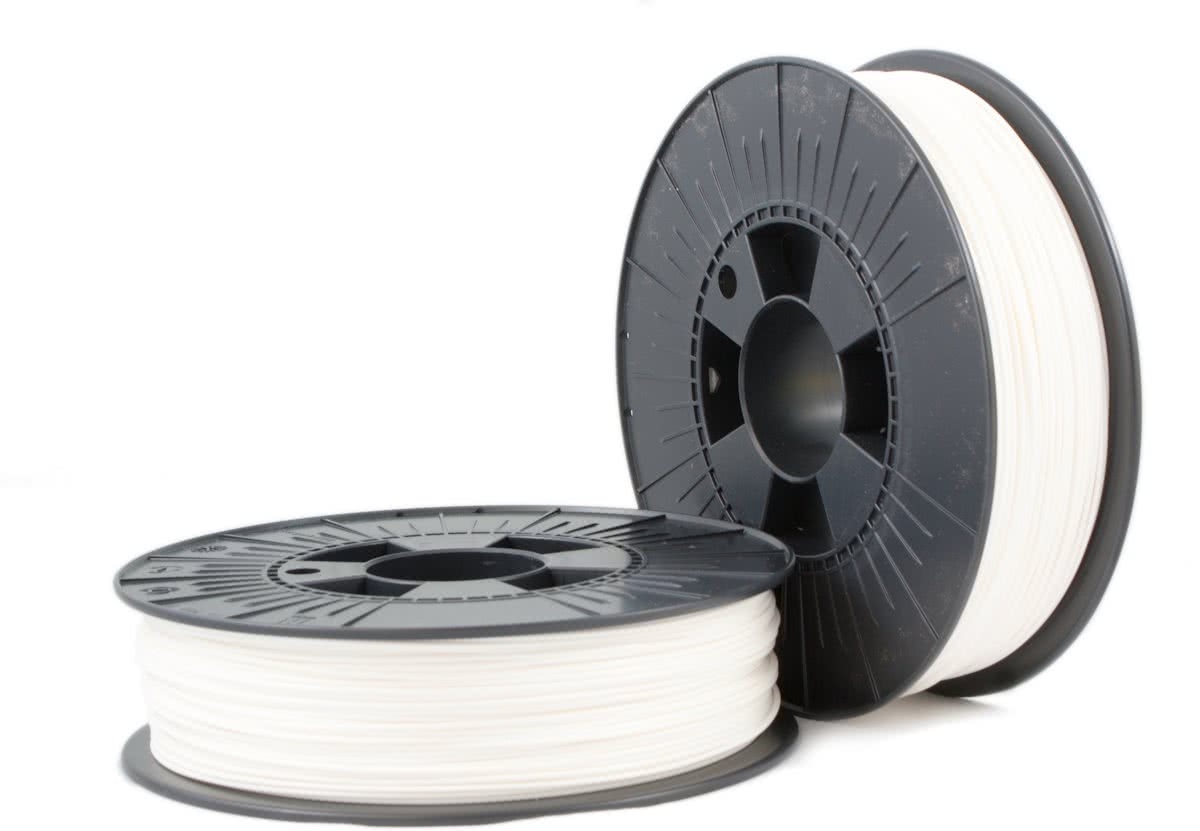 ABS 1,75mm  white ca RAL 9003 0,75kg -