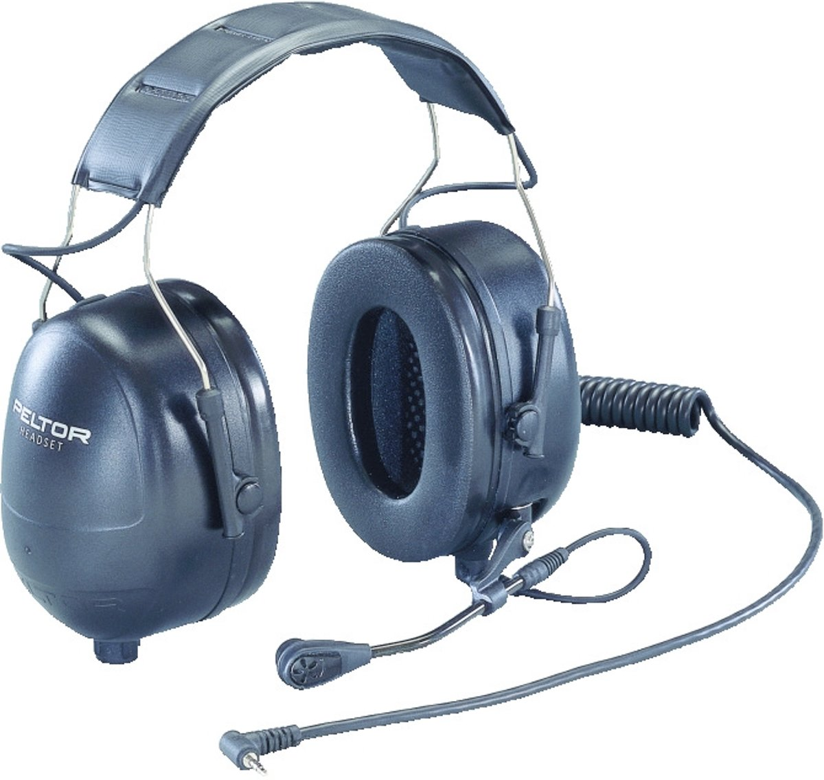 PELTOR Heavy-duty HEADSETS DUO voor TELEFONIE-toepassingen (3m-PELTOR; MTH79A-28)
