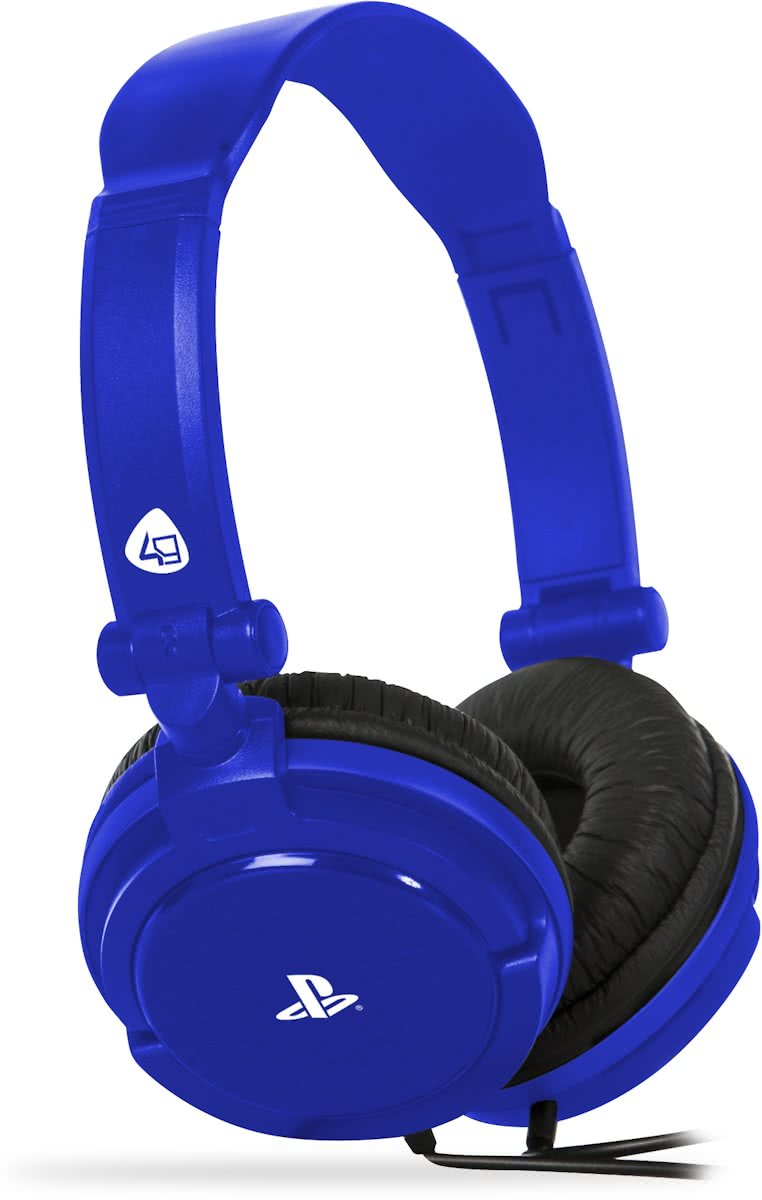 PRO4-10 - Gaming Headset - Blauw - PS4