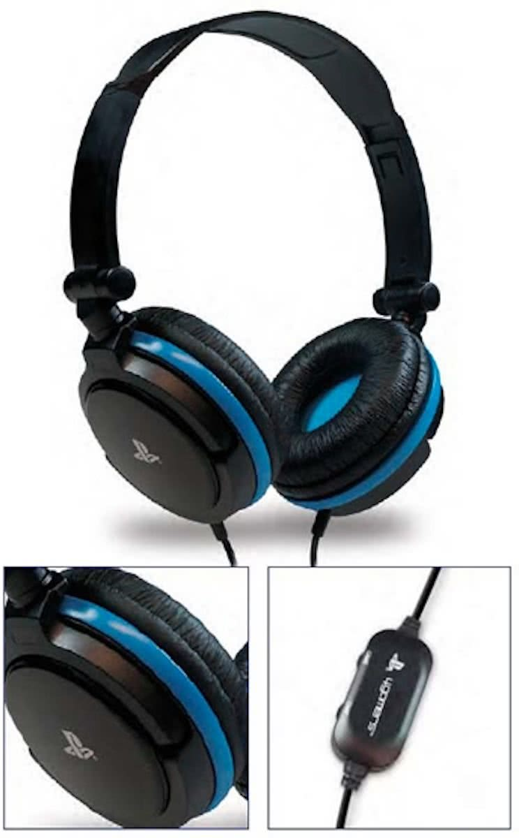 Street Play Gaming Headset (PS Vita)