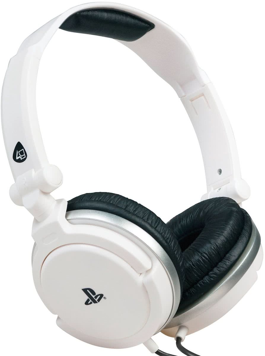 Stereo Gaming Headset - White