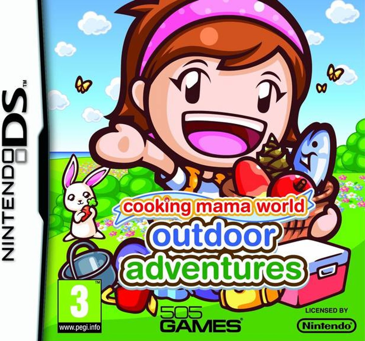 Cooking Mama World: Outdoor Adventures /NDS