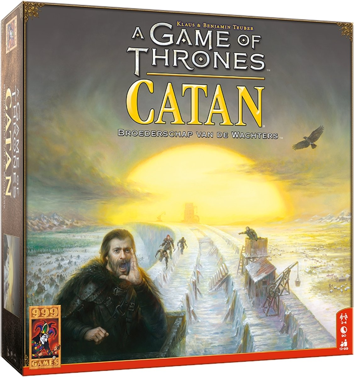A Game of Thrones: Catan Bordspel