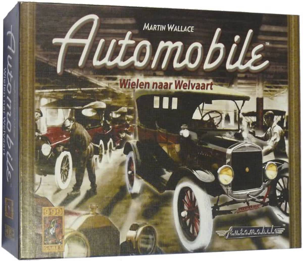 Automobile - Bordspel