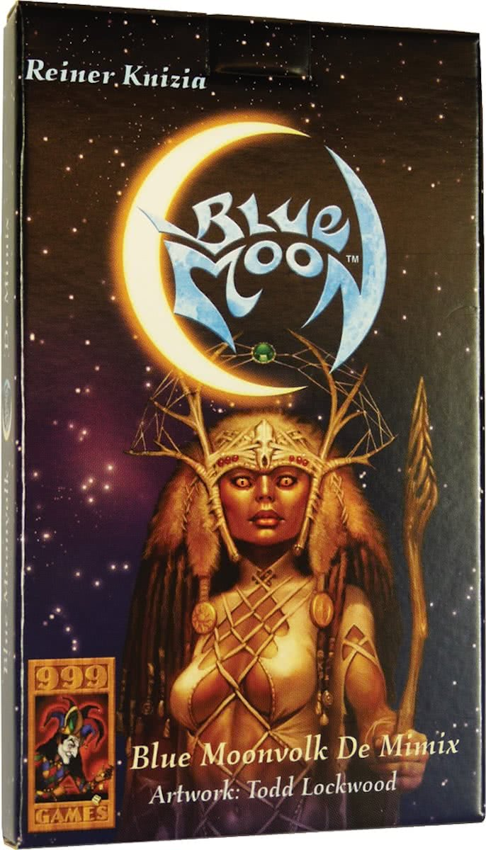 Blue Moon Mimix Set 2 - Bordspel