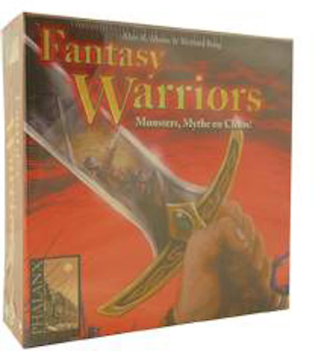 Fantasy Warriors - Gezelschapsspel