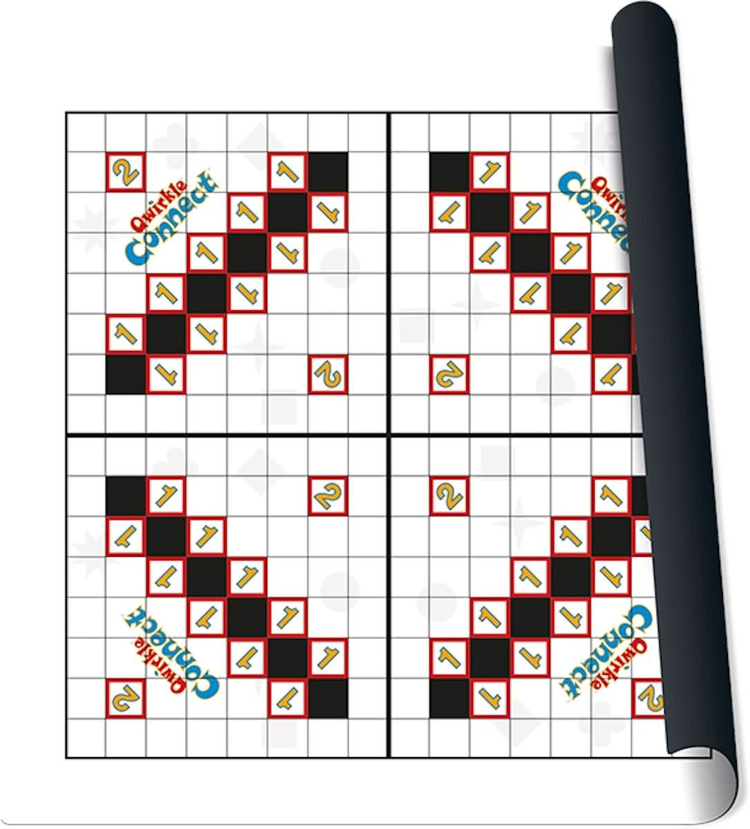 Qwirkle playmat Connect Bordspel Speelmat