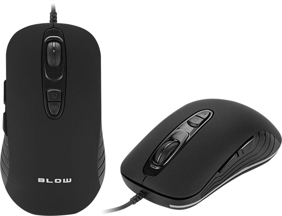 Blow Adrenaline Gaming muis - max 2400 DPI