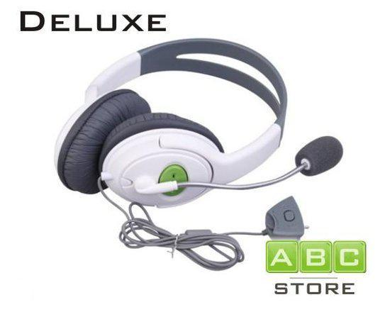 Luxe Headset Xbox 360 Live