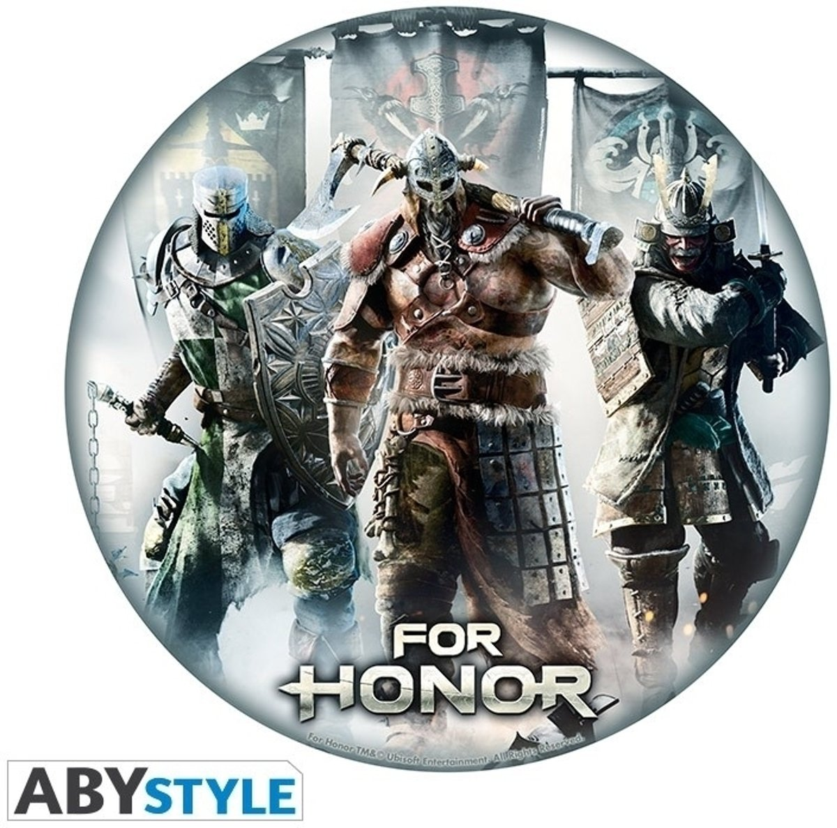 For Honor Mousepad - Factions