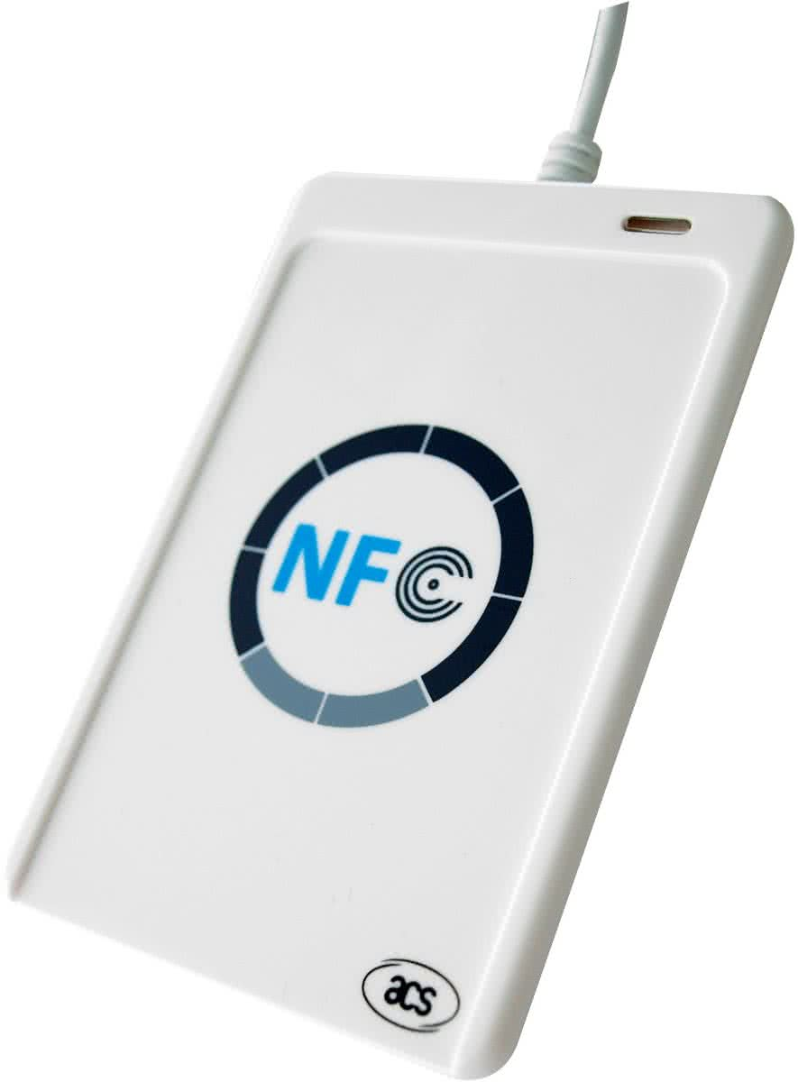 NFC Reader/Writer ACR122U wit