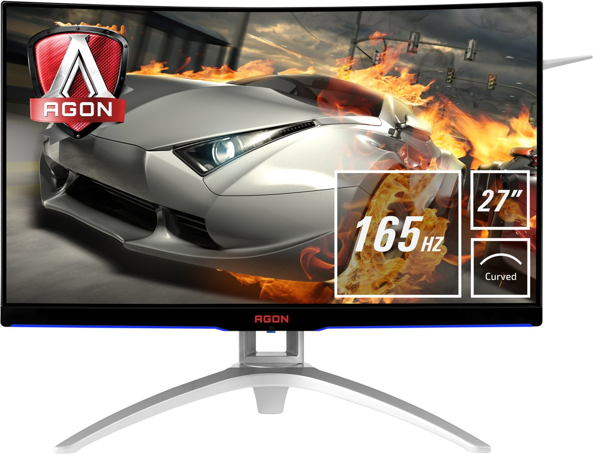 AG272FCX6 - Curved Gaming   (165Hz)