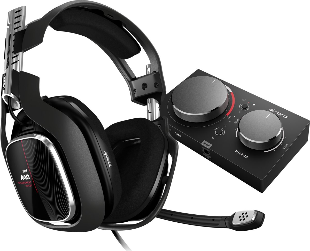 ASTRO A40 TR - Gaming Headset + MixAmp Pro TR - Xbox One (2019)