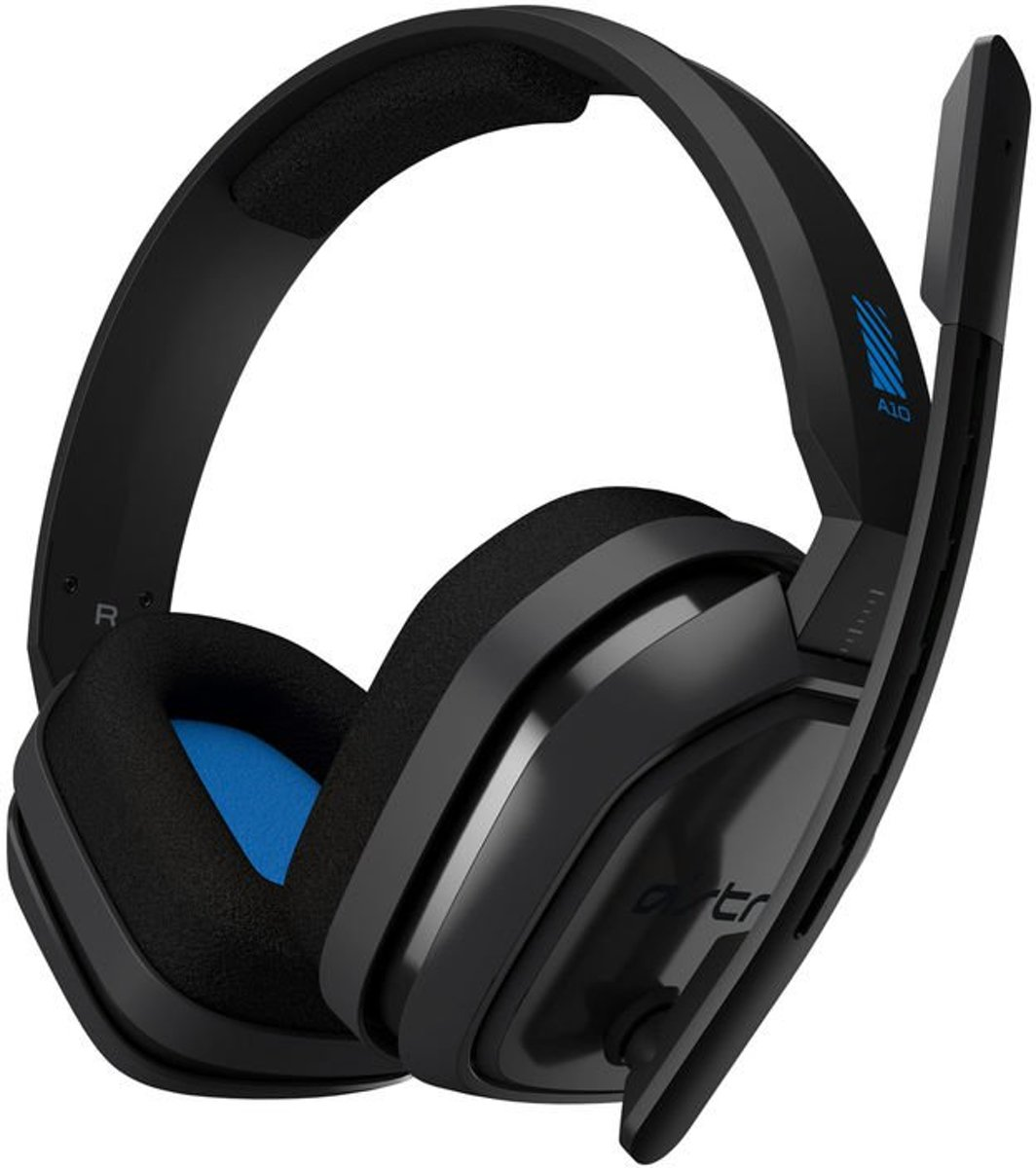 Astro A10 - Gaming Headset - PC + PS4