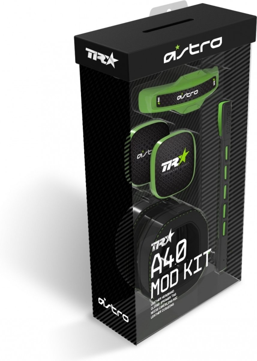 Astro Gaming A40 TR Mod Kit - gr n