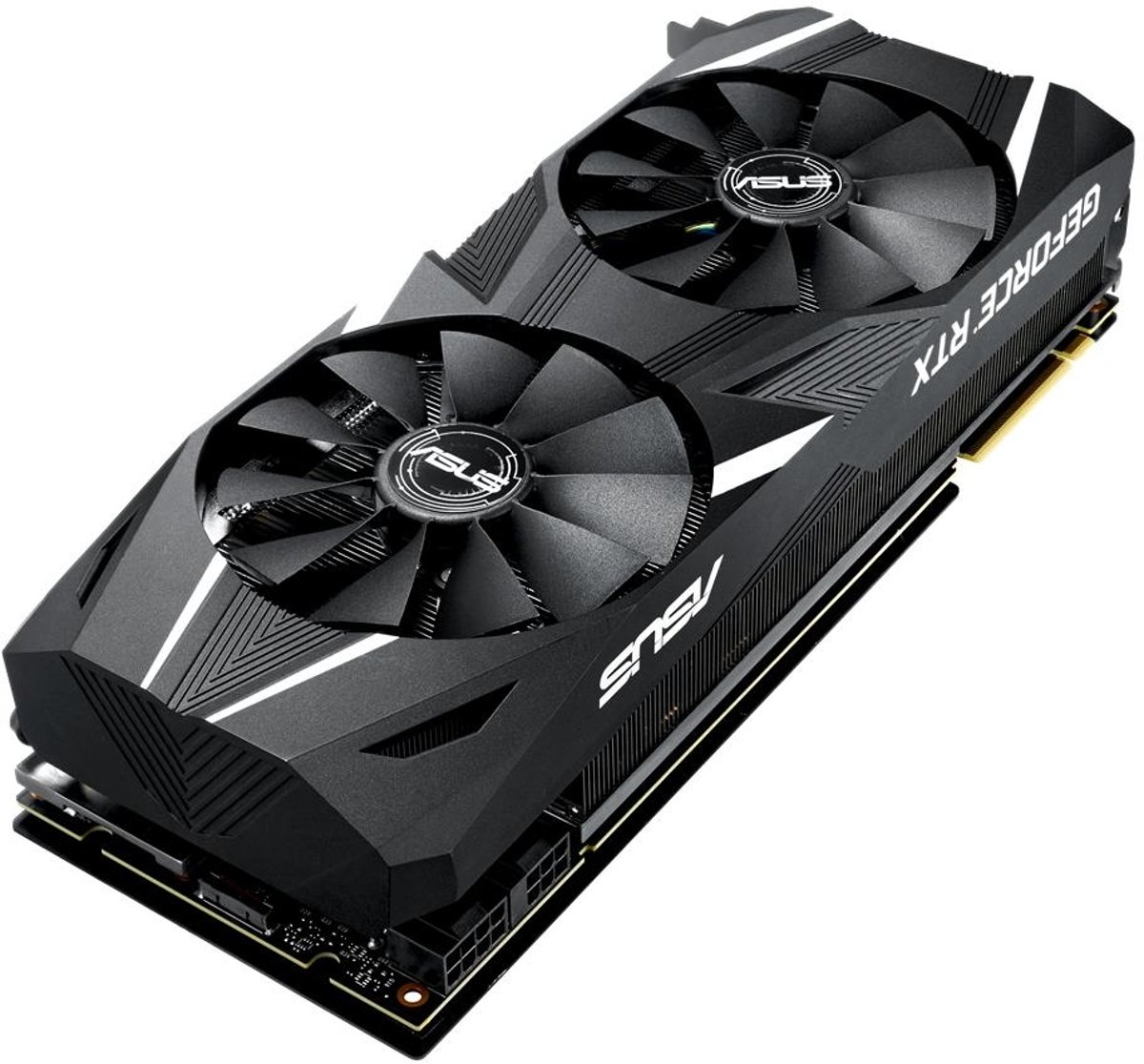 Dual GeForce RTX 2080 Advanced Edition