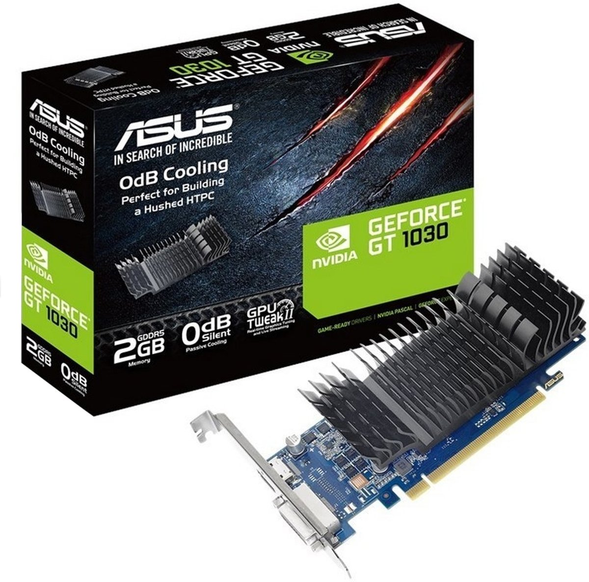 GT710-SL-2GD5 GeForce GT 710 2GB GDDR5