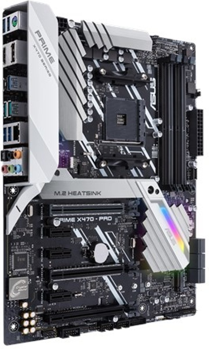 PRIME X470-PRO AMD X470 Socket AM4 ATX